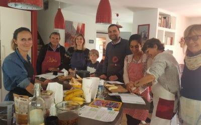 Premier atelier Cuisine saine et savoureuse