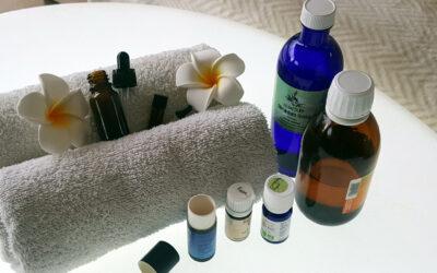Focus sur les produits d'aromathérapie de la boutique en ligne de Sabaï l'Esprit Bien-Être